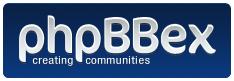phpBBex logo